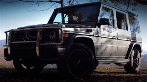 mercedes g 63 amg amusing review by gear patrol
