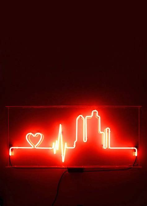 Light Signs by Heartbeat City Neon Light Sign Headers