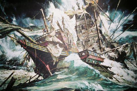 Sinking Of The Armada war the armada