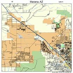 marana arizona map 0444270