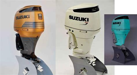 Suzuki Outboard Paint Le Nuove Colorazioni Dei Rib Gommoni E Motori Forum