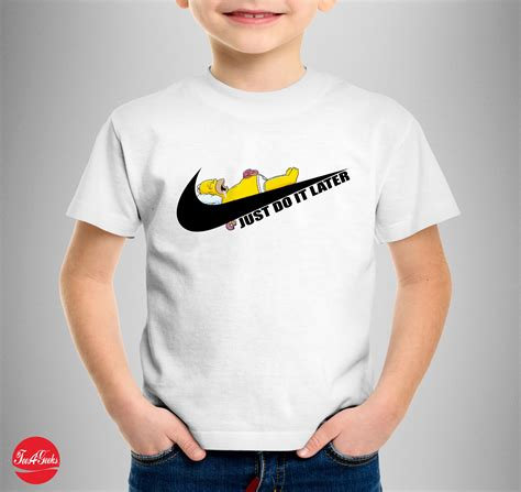 Tshirt Product Years just do it later t shirt