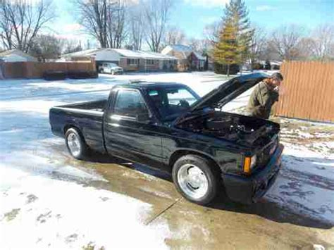 91 gmc sonoma find used 91 gmc sonoma w 383 stroker 500 hp has run 10