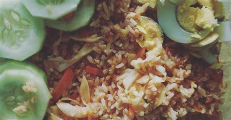 resep nasi goreng sayur wortel kubis mix bumbu racik