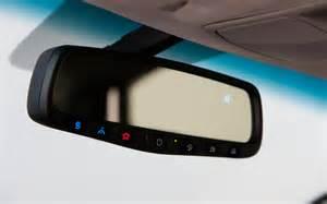 2012 hyundai sonata rear view mirror photo 32
