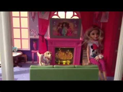 barbie doll house videos youtube barbie doll house tour youtube