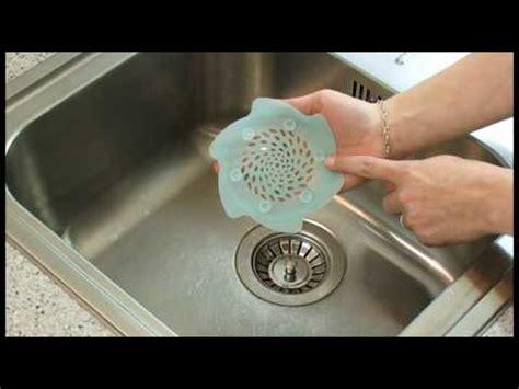 waschbaer der umweltversand dossil abfluss sieb aus