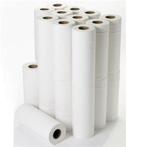 couch rolls 10 hygiene couch rolls white 2ply hygiene 24 7