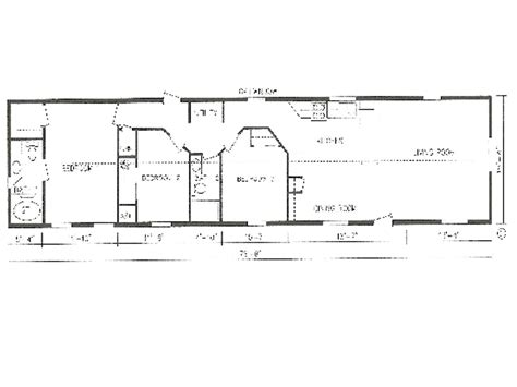 16 x 80 mobile home floor plans front living room 16 215 80 st cloud mankato litchfield mn