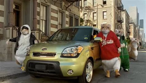 Kia Commercial From High School Kia Soul 2010 Rapping Hamsters Tv Recappers Anonymous