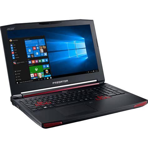Laptop Acer Predator 15 acer 15 6 quot predator 15 notebook nx q07aa 001 b h photo