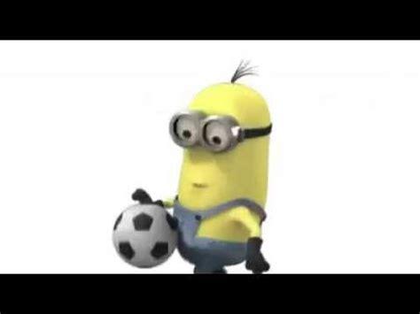 imagenes de minions jugando soccer minions jugando futbol youtube