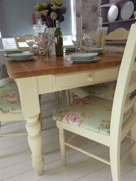 top 28 shabby chic dining table leicester bespoke shabby chic farmhouse table with drawer