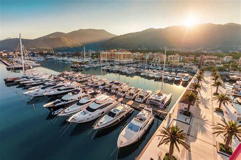 porto montengro montenegro a balkan pearl bespoke yacht charter
