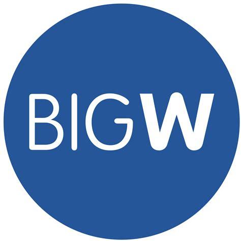 big w logos download