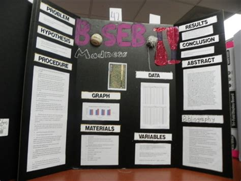 science fair nautilus middle school science department