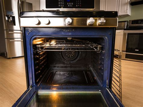 Oven Gas Sharp putting electrolux s gas range into sharp focus pictures
