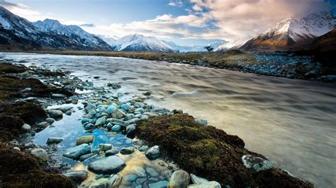 Landscape Photos New Zealand New Zealand Landscape Wallpaper 225218