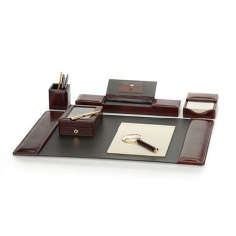 mens desk accessories desk accessories s style leather