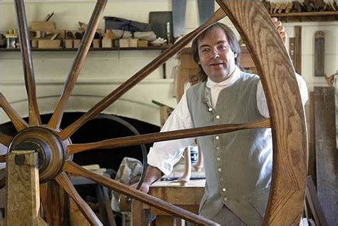 cabinetmakers preserve colonial craftsmanship