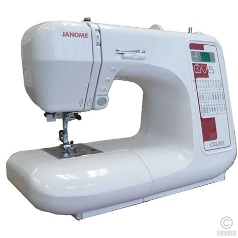 swing machines janome cxl301 sewing machine sales