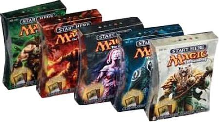 magic the gathering starter decks 15th anniversary 2 player starter deck mtg magic the