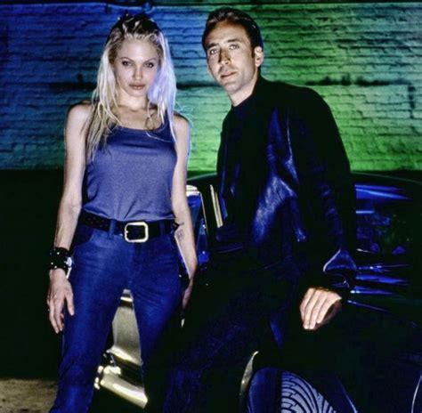 movie nicolas cage angelina jolie angelina jolie y nicolas cage en quot 60 segundos quot 2000