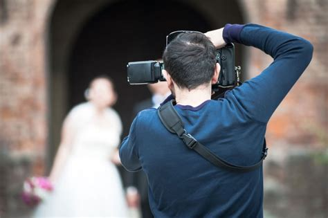 Wedding Cameraman by Why Is Wedding Photography So Expensive Setting The