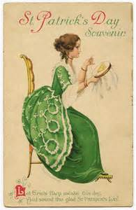 the daily glean st s day vintage cards great books