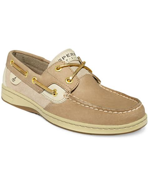 boat shoes macys sperry women s bluefish boat shoes shoes macy s