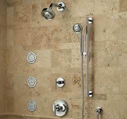 create a custom shower shower components shower systems