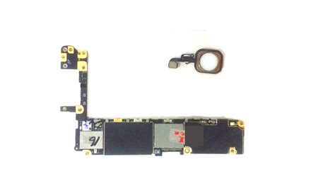 apple iphone  unlocked motherboard  touch id