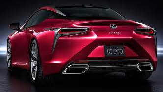 Cars Lexus 2017 Lexus Lc500 Detailed Car News Carsguide