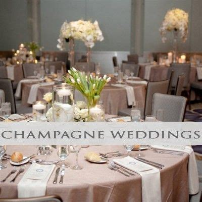 38 best ???Champagne Wedding Inspiration images on