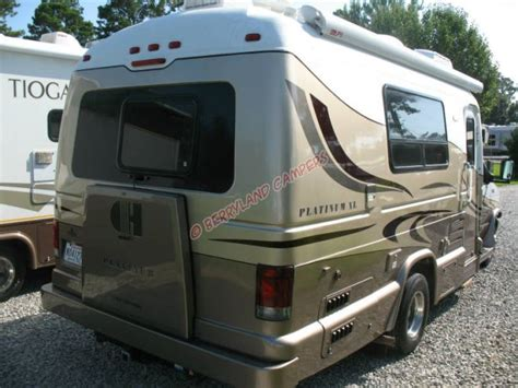 coach house rv platinum class b motorhomes model 232sd