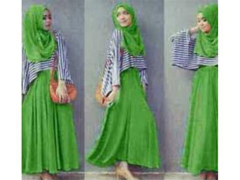 Setelan Muslim Set Batwing batwing fashion butiq laman 2