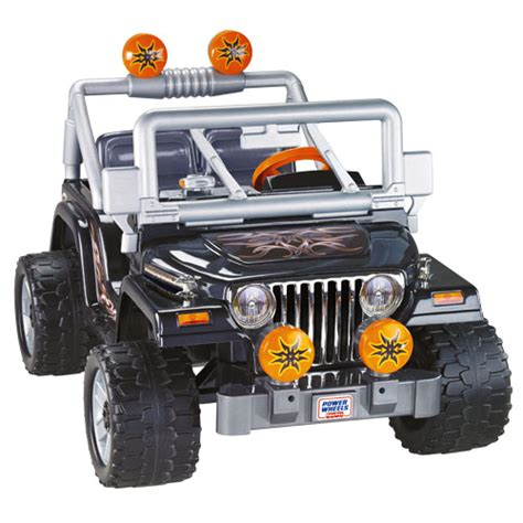 Fisher Price Jeep Tough Talking Jeep 174 Wrangler