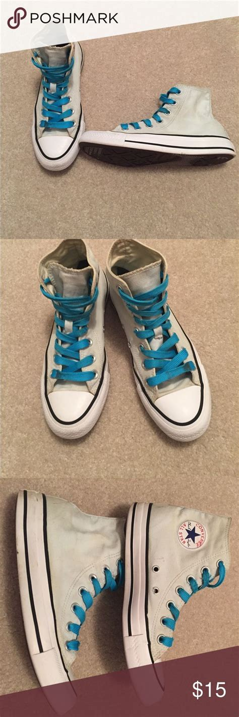 light blue converse high tops best 25 light blue converse ideas on converse