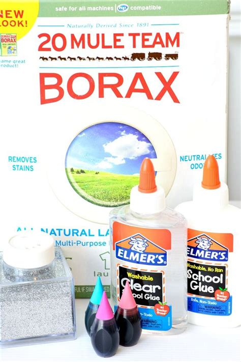the slime book all you need to to make the slime books how to make slime with borax glitter glue bouncy