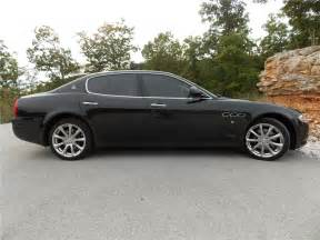 4 Door Maserati For Sale 2009 Maserati Quattro Porte 4 Door Sedan Barrett Jackson