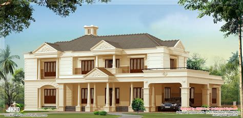 luxury house design plans 4 bedroom luxury house design kerala home design and floor plans