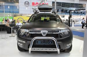 Renault Duster Elia Dacia Duster Aka Elia Darkster Is Ideale Wintersportauto