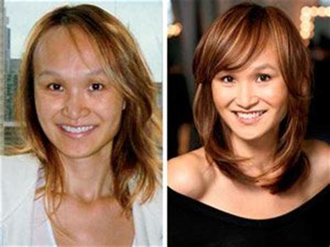 before and after haircuts for thin hair 17 best images about haircuts and color before and after