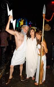 Greek Goddesses Halloween Costumes Zeus Greek Gods