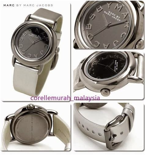 Jam Tangan Marc Jacob For Original Quality jam tangan fossil murah malaysia biar sai polaris