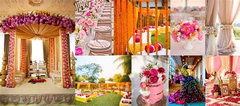 indian wedding color themes summerweddingseries