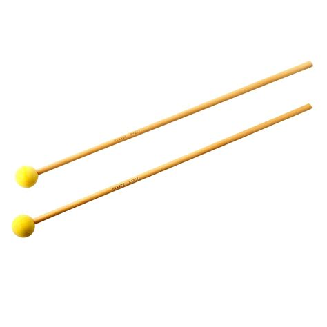 musser m211 soft yellow marimba mallets ebay