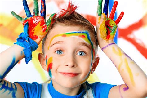 child s child s positive attitude colours pedia