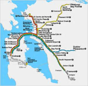 Bart Schedule Map by Bart Train Map Submited Images