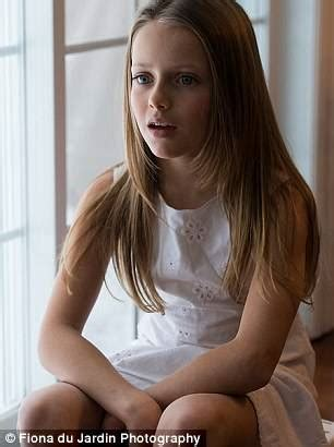 preteen blond tanya is a 10 year old montrealer the most beautiful girl in